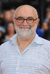 Alexei Sayle at the London premiere of