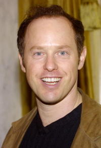 Raphael Sbarge at the 2002 Lullabies and Luxuries Fashion Event.
