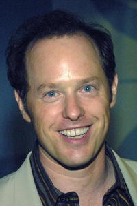 Raphael Sbarge at the CBS Allstar Party at Lucky Strikes Bowling.