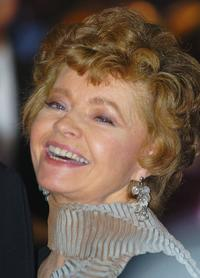 Prunella Scales at the Royal Gala premiere of