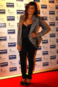 Jessica Mauboy at the Pratt Foundation's