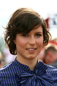 Missy Higgins at the 2007 ARIA Awards.