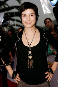 Missy Higgins at the MTV Australia Video Music Awards.