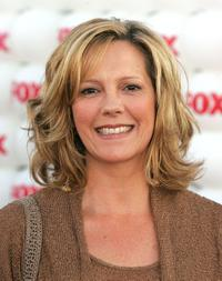 Wendy Schaal at the Fox All-Star Television Critics Association party.