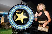 Wendy Schaal at the Fox Fall Eco-Casino party.