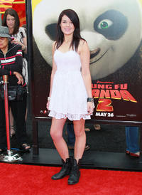 Jade Ramsey at the California premiere of
