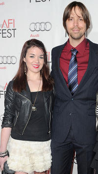 Jade Ramsey and Brett Jacobsen at the