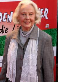 Doris Schade at the premiere of