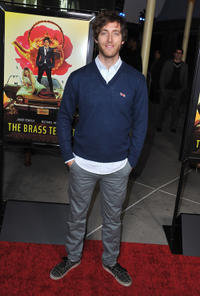 Thomas Middleditch at the California premiere of