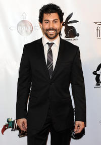 Micah Sloat at the California premiere of