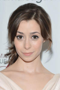 Cristin Milioti at the 78th Annual Drama League Awards Ceremony and Luncheon.