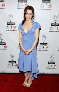 Cristin Milioti at the 27th Annual Lucille Lortel Awards.