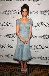 Cristin Milioti at the after party of the Broadway opening night of