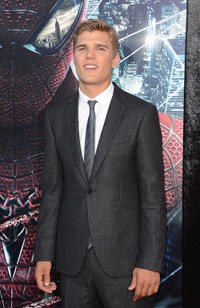 Chris Zylka at the California premiere of