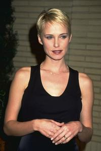 Undated file photo of Josie Bissett.