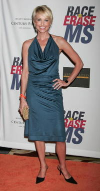 Josie Bissett at the 15th Annual Race to Erase MS event.
