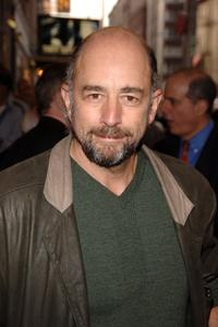 Richard Schiff at the Broadway Opening of
