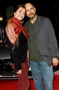 Sheila Kelley and Richard Schiff at the 2008 AFI FEST Closing Night Gala Screening of