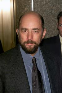 Richard Schiff at the NBC upfront.