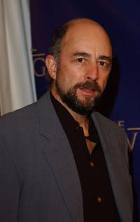 Richard Schiff at the W.B.'s