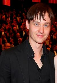 Tom Schilling at the German Film Award 2009 Gala.