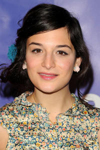 Jenny Slate at the NBC Universal's 2010 Upfront Presentation in New York.