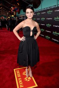 Jenny Slate at the California premiere of