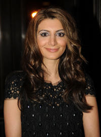 Nasim Pedrad at the American Museum of Natural History hosts The Museum Gala in New York.