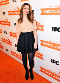 Nasim Pedrad at the Season 2 New York premiere of