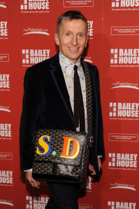 Simon Doonan at the 22nd Annual Bailey House Auction and party.