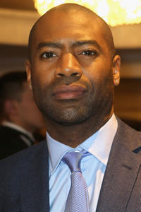 Nicholas Pinnock at Jameson Empire Awards 2015.