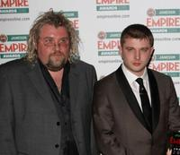Gary Young and Ben Drew at the Jameson Empire Film Awards.