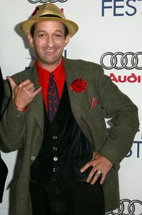 Charles Schneider at the AFI FEST 2007.