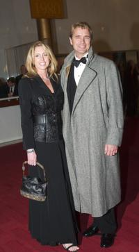 John Schneider and his wife at the Kennedy Center Honors.