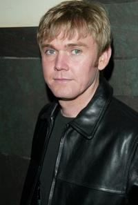 Rick Schroder at the Heidi Klum designed Birkenstock shoe collection launch party.