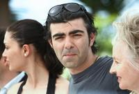 Hanna Schygulla, Fatih Akin and Nurgul Yesilcay at the photocall of