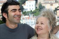 Hanna Schygulla and Fatih Akin at the photocall of the film