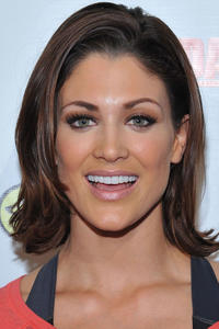 Eve Torres at One Billion Rising at L.A. Live.