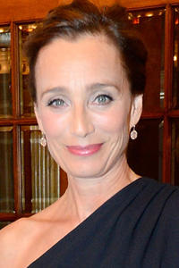 Kristin Scott Thomas at the