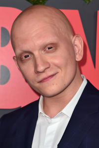 Anthony Carrigan at the premiere of HBO's