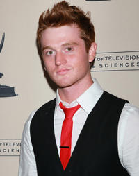 Eddie Hassell at the 2011 Daytime Emmy Awards Nominees Cocktail Reception in California.