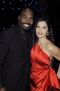 James Black and Lauren Sanchez at the 16th Annual Diversity Awards in California.