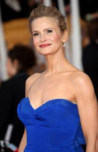 Kyra Sedgwick at the 14th annual Screen Actors Guild awards.