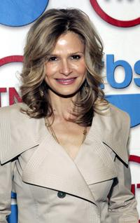 Kyra Sedgwick at 2006 / 2007 TNT And TBS UpFront Reception.