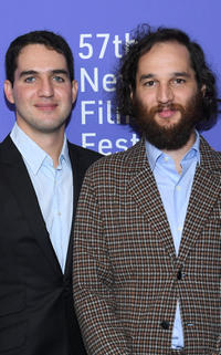 Benny Safdie and Josh Safdie at the
