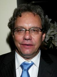 Lewis Black at the Comedy Central's Emmy after party.