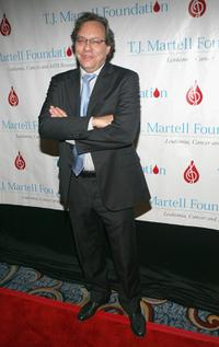 Lewis Black at the T.J. Martell Foundation 30th Anniversary Gala.