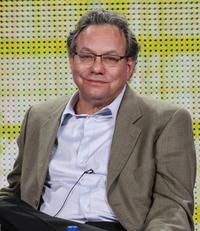 Lewis Black at the PBS portion of 2009 Winter Television Critics Association Press Tour.