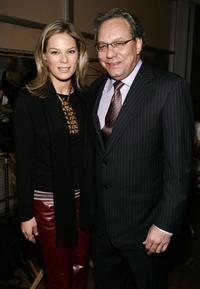 Serena Altschul and Lewis Black at the Kenneth Cole's