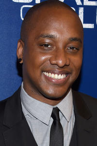 Hampton Fluker at the Season 2 premiere of